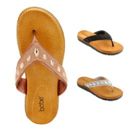 30 of Women Rhinestone Sandals Assorted Color