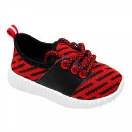 9 of Kids Bar Jogger In Red