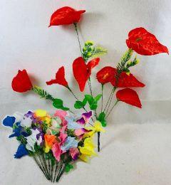 36 of 8 Head Flowers