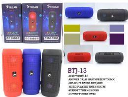 4 of Tall Led Bluetooth Portable Speaker