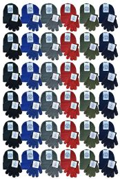 96 of Yacht & Smith Wholesale Kids Beanie And Glove Sets (beanie Glove Set, 96)