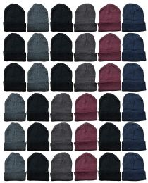 36 of Yacht & Smith Unisex Winter Warm Acrylic Knit Hat Beanie