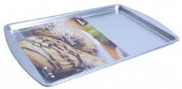24 of Tinplated Small Cookie Sheet