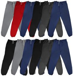24 of Men's Fruit Of The Loom Sweatpants, Size 2xlarge