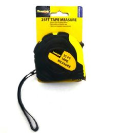 48 of 25ft Tape Measure