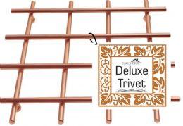 12 of Heavy Duty Copper Trivet