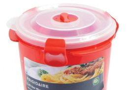 6 of Round Microwave Container