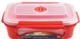 6 of Rectangle Microwave Container