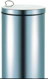 2 of Stainless Steel Step Trash Can