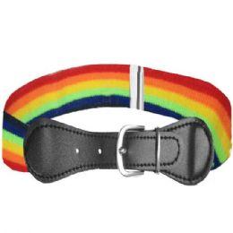 36 of Kids Stretchable Rainbow Belt
