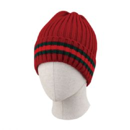 36 of Womens Ribbed Winter Beanie Hat
