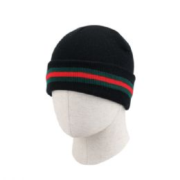 36 of Adult Ribbed Winter Beanie Hat