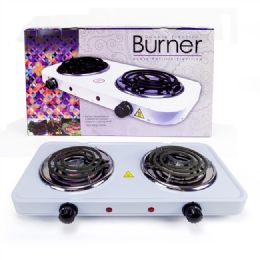 6 of Electric Double Burner Stove