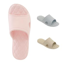 36 of Women's Shower Slippers Assorted Color