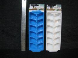 36 of 3 Piece Plastic Ice Cube Tray Set