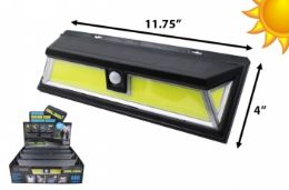 4 of X Large Deluxe Cob Led Solar Motion Light