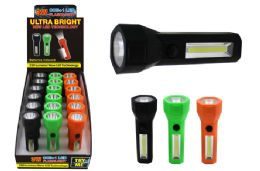 18 of Cob Led 1 Led Flashlight Ultra Bright