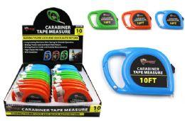 24 of Carabiner Tape Measure