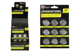 24 of Cr2032 Button Cell Batteries