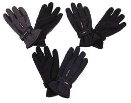 60 of Men's Ski Gloves With Velcro Straps
