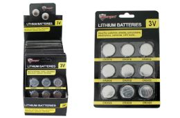 48 of Lithium Button Cell Batteries