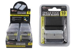 48 of Single Edge Razor Blades