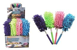 40 of Extendable Microfiber Duster