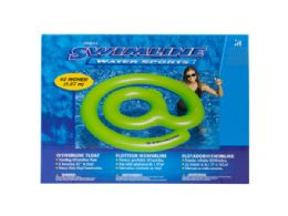 12 of @ Sign Round Pool Float