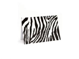 108 of 10 Count Zebra Notecards And Envelopes Set