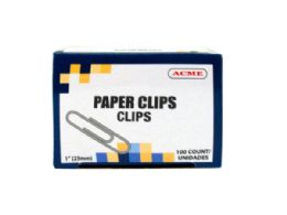 90 of 1 Paper Clips 100 Count