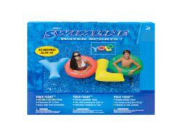 6 of Yolo Jumbo Sized Pool Float