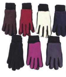 72 of Women's Fleece Glove