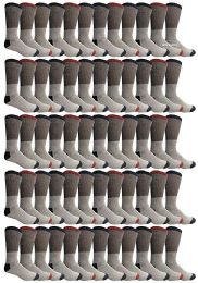 120 of Yacht & Smith Mens Thermal Socks, Warm Cotton, Sock Size 10-13