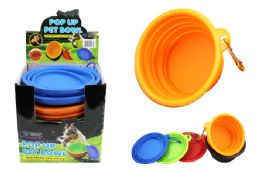 48 of Pop Up Silicone Pet Bowl