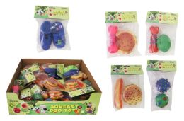 36 of Squeaky Dog Toys