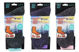 48 of Ladies Thermal Book Sock