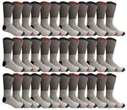 36 of Yacht & Smith Womens Cotton Thermal Crew Socks , Warm Winter Boot Socks 10-13