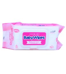 24 of 72 Count Baby Wipes