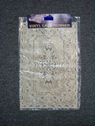 144 of Table Runner Beige Gold