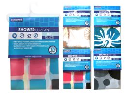 48 of Shower Curtain Liner W/Magnets