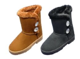 24 of Women's Winter Fashion Boots With Fur Lining