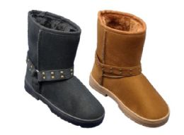 24 of Women's Winter Boots With Fur Lining