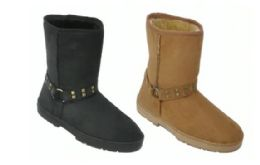 18 of Women's Winter Fashion Boots With Fur Lining