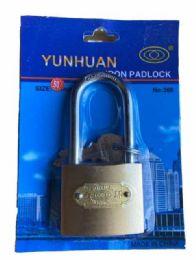 48 of Padlock With Extra Keys