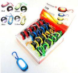 48 of Keychain Light Multicolor Led Mini Pocket Flashlight 4 Colors