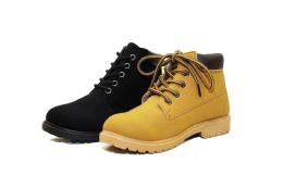 18 of Working Style Kids Ankle Boots With Side Zipper