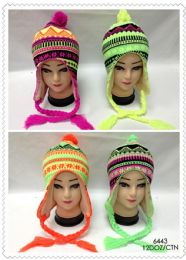 72 of Fluorescent Neon Helmet Hat