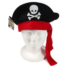 48 of Pirate Hat Felt With Pirate