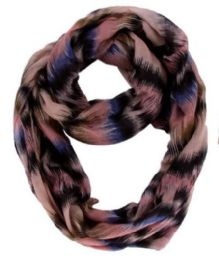 60 of Women's Light Weight Infinity Scarf