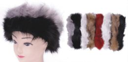 72 of Women's Fur Headband